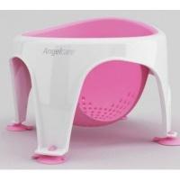 Angelcare Bath Seat - Pink Photo