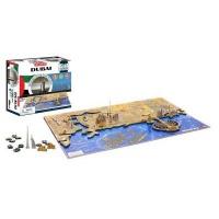 4D Cityscape Inc 4D Cityscape Dubai History Time Puzzle Photo