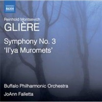 Reinhold Moritsevich Gliere: Symphony No. 3 'Il'ya Muromets' Photo
