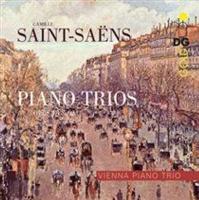 Camille Saint-Saens: Piano Trios Photo