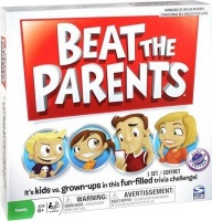 Beat The Parents Family Challenge Photo