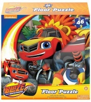 Blaze And The Monster Machines Floor Puzzle Photo