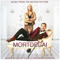 Mortdecai CD Photo