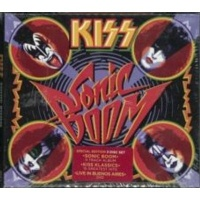 KISS SONIC BOOM Classics live in Buenos Aires Photo