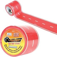 Inroad Toys Playtape Classic Road - 9.1 m x 5 8 cm Photo