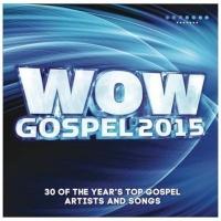 Rca RecordsSbme Wow Gospel 2015 CD Photo