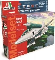 Italeri Hawk Mk. 1 Aircraft Model Set Including Paints Photo