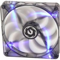 Bitfenix Spectre Transparent Fan with Blue LED Photo
