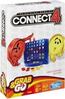 Grab and Go Connect 4 Photo