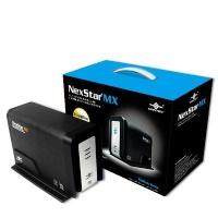 """Vantec NexStar MX NST-400MX-UFB Dual 3.5"""" External Hard Drive Enclosure Photo"""