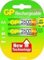 GP Rechargeable NiMH Batteries Photo
