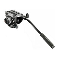 Manfrotto MVH500AH Lightweight Fluid Video Head - Flat Base Photo