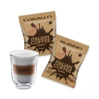 Best Espresso Variety Mix Coffee Capsules - Compatible with Milex Cafe Barista Coffee Machines Photo