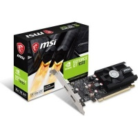 MSI nVidia GeForce GT1030 Graphics Card Photo