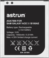 Samsung Astrum ASA7898 Replacement Battery for Galaxy Ace 3 Photo