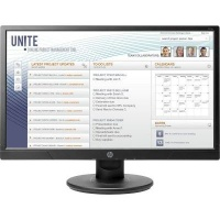 "HP V214a 20.7"" Full HD LED LCD Monitor Photo"