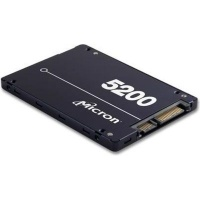 "Micron Tech Micron 5200 MAX internal solid state drive 2.5"" 1920GB Serial ATA 1.92TB 6.35 cm SSD Photo"