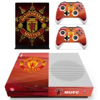 SKIN NIT SKIN-NIT Decal Skin For Xbox One S: Manchester United 2016 Photo