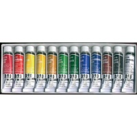 Holbein Duo-Aqua Water Soluble Oil Paints Set Photo