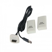 ROKY 3-in-1 Wireless Controller Battery Pack For Xbox 360 Photo