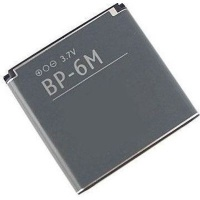 ROKY Replacement Battery - Compatible with Nokia BP-6M Photo
