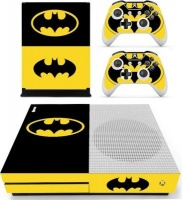SKIN-NIT Decal Skin For Xbox One S: Batman 2018 Photo