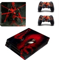 SKIN NIT SKIN-NIT Decal Skin For PS4 Pro: Deadpool 2019 Photo