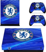 SKIN-NIT Decal Skin For Xbox One X: Chelsea Fc Photo