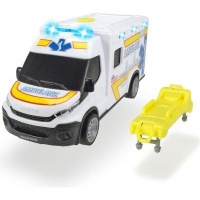 Dickie Toys SOS Series - Iveco Daily Ambulance Photo