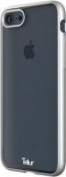 Tellur Premium Cover Fluid Fusion for Apple iPhone 7/8 Metallic Gray Photo