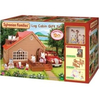 Sylvanian Families Log Cabin Gift Set A Photo