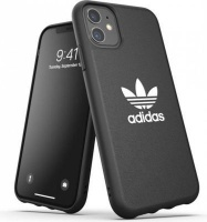 Adidas 36283 mobile phone case 15.4 cm Cover Black White Trefoil Snap Case for iPhone 11 Black Photo