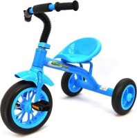 Ideal Toy Classic Tricycle with Blue Photo