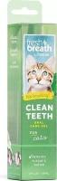 Tropiclean Fresh Breath - Clean Teeth Oral Care Gel for Cats Photo