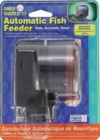 Penn Plax Penn-Plax Daily Double 2 Automatic Fish Feeder Photo