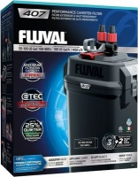 Fluval 407 Performance Canister Filter for Aquariums 150-500L Photo