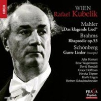 Rafael Kubelik: Mahler - Das Klagende Lied/... Photo