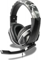 Steelplay HP-42 Over-Ear Gaming Headphones with Microphone for PlayStation 4 Photo