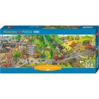 Heye Jigsaw Puzzle - Busy Day Photo