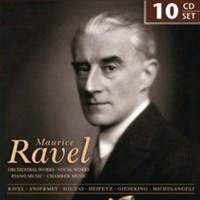 Maurice Ravel: Orchestral Works/Vocal Works/Piano Music... Photo