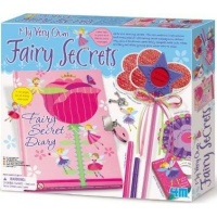 4M My Very Own Fairy Secrets Kit Photo