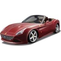 Bburago Diecast Model - Ferrari California T - Signature Photo