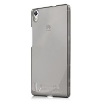 Ahha Gummi Shell Case Moya for Huawei Ascend P7 Photo