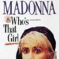 Whos That Girl Original Motion Picture Photo