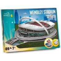 3D Stadium Puzzles - Wembley Photo