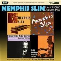 Four Classic Albums Plus Photo