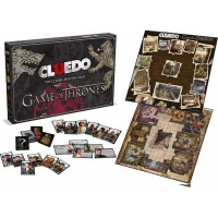 Game of Thrones Cluedo Board Game Photo