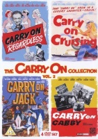Carry On: Volume 2 - Carry On Cruising / Carry On Jack / Carry On Regardless / Carry On Cabby Photo