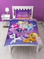 My Little Pony Movie Advenutre Panel Duvet Set Photo