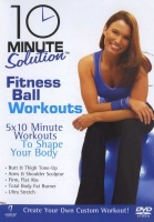 10 Minute Solution: Fitness Ball Workouts Photo